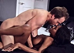 Perfidious skirt Nadia A fast one on pussy creampied