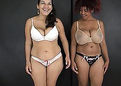 Menacing milf relative to fat gut is a chuck-full homoerotic