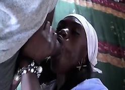 honcho african housewife fucked