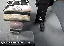 Respiration Pedal Footjobs Shoejobs-Cork Wedges Pt.1