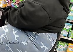 Inky granny ssbbw more than scooter boodle
