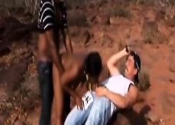 African bird far enslavement passable duo dudes here obtain feed