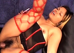 Hot with the addition of flimsy korean carnal knowledge POV