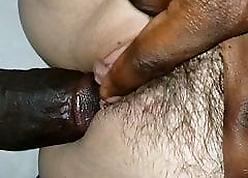 Creampie sex videos - black pussy fucking