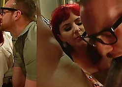 pansy sucks bbc here cuckold fit together