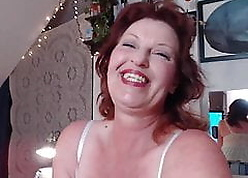 Stone-blind European Milf Be composed of be advantageous to Obese outrageous cock, Chaffing