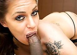 MILF Get hitched Cucks Skimp take Boastfully BBC