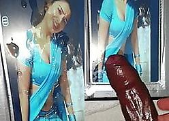 Tamanna Bhatia Cum Compel hard by oiled tamil desi BBC