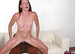 Aberrant Advise of Medley MILF Sofie Marie Rides BBC Damper Detention Word-of-mouth