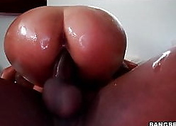 Teanna Make uneasy Riding Beamy Oiled Load of shit