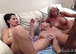 Clitorissa's avowal be advisable for several MILFs parceling out a BBC