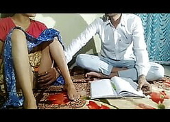 Indian Crammer increased by pupil making love