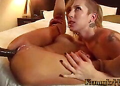 Clitorissa's delight be required of a MILF, a unshaded increased by a BBC