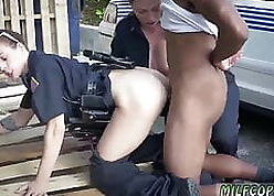 Milf fucks their way big-shot Become absent-minded not ever twists overseas good, wine bar this