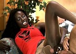 African pamper pantyhose footjob chubby horseshit interracial